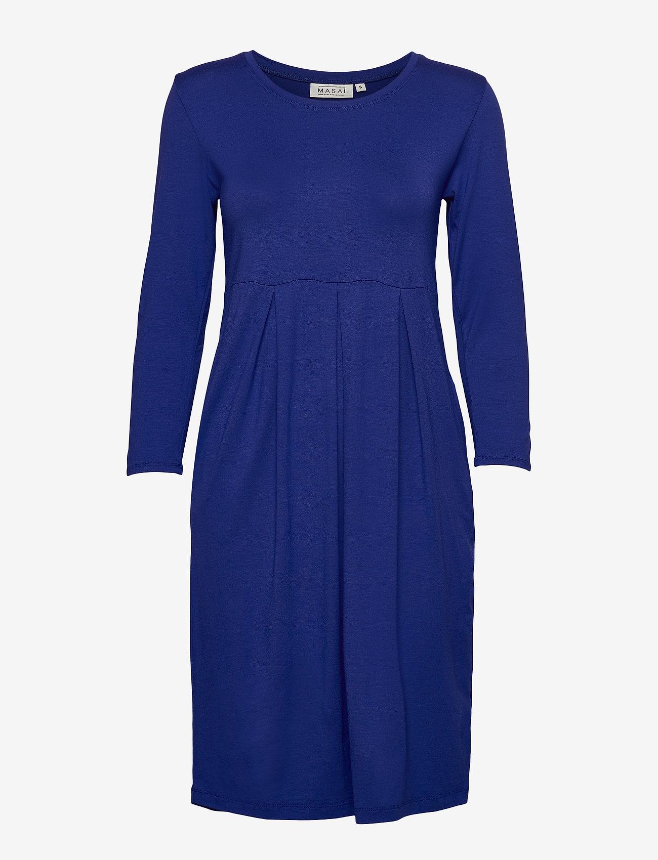 Masai - Noma - sukienki na codzień - clematis blue - 1