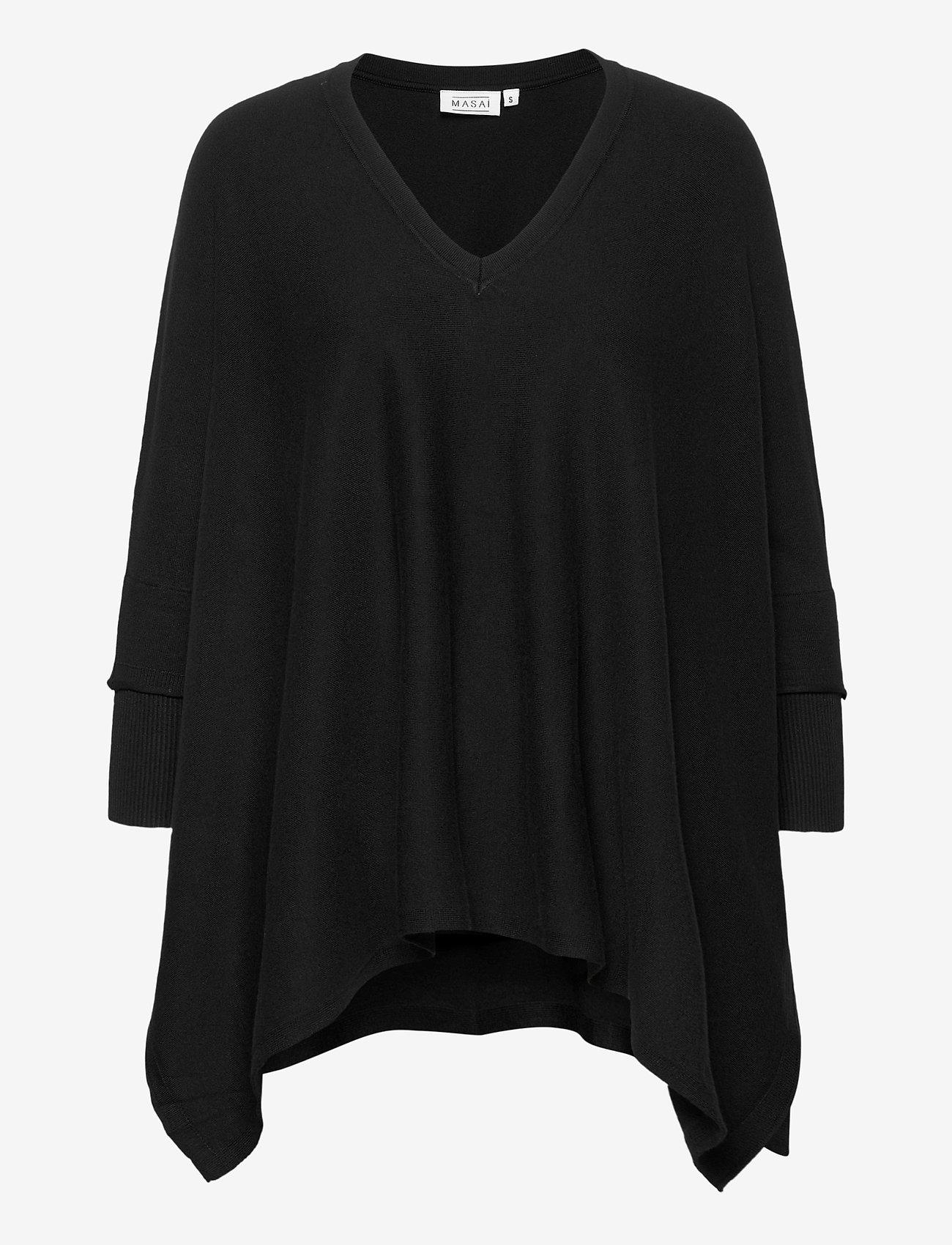 Masai - Fosna - swetry - black - 1