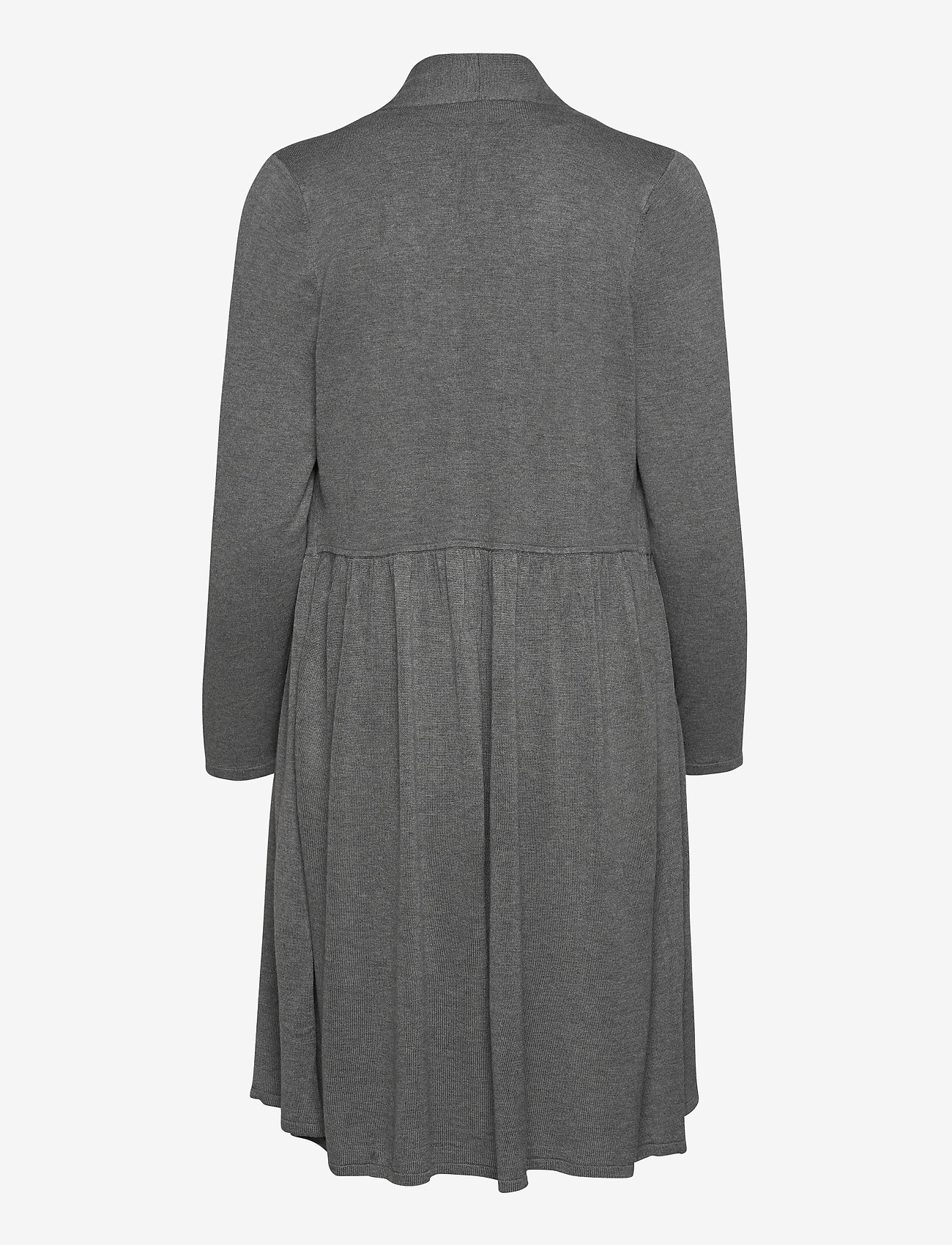 Masai - Lesia - swetry rozpinane - medium grey melange - 1
