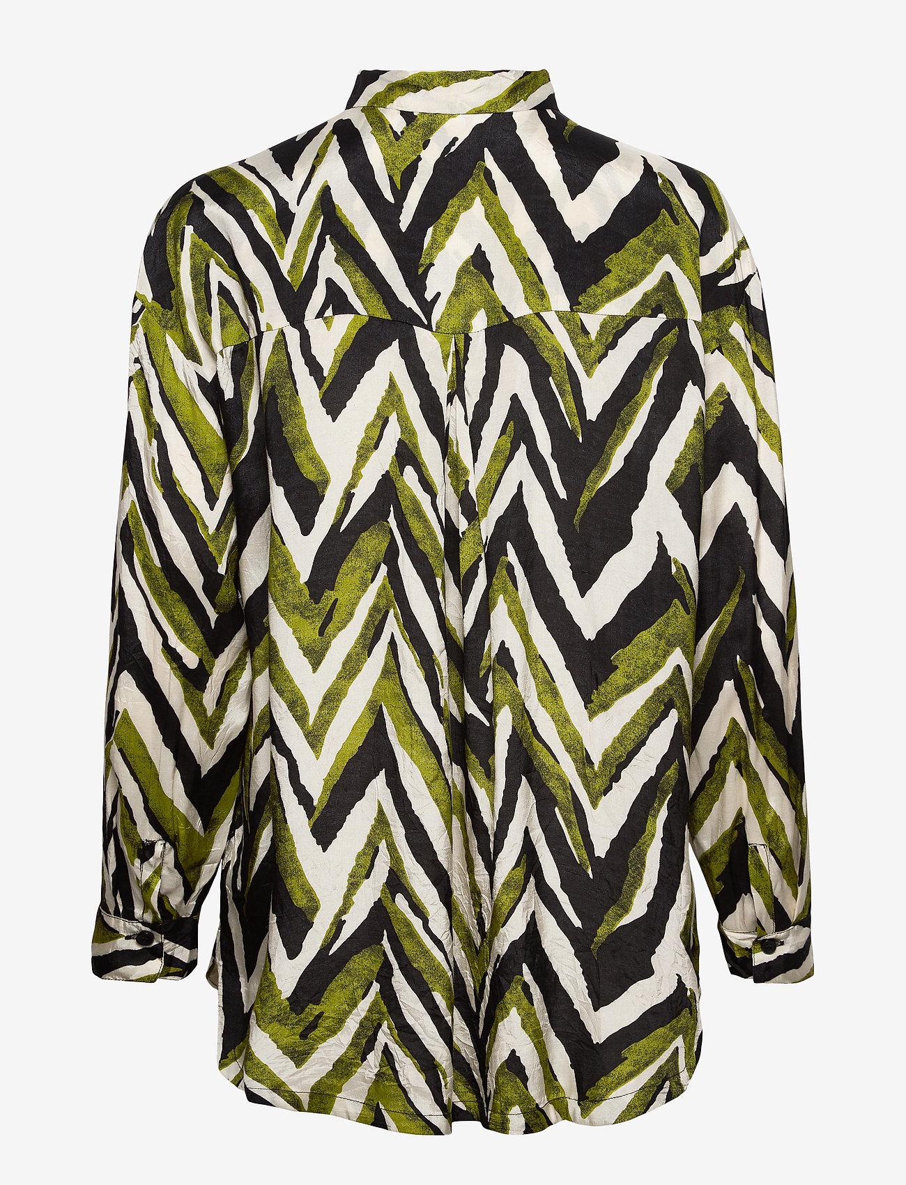 Masai - Inessa - bluzki z długimi rękawami - woodbine - 1