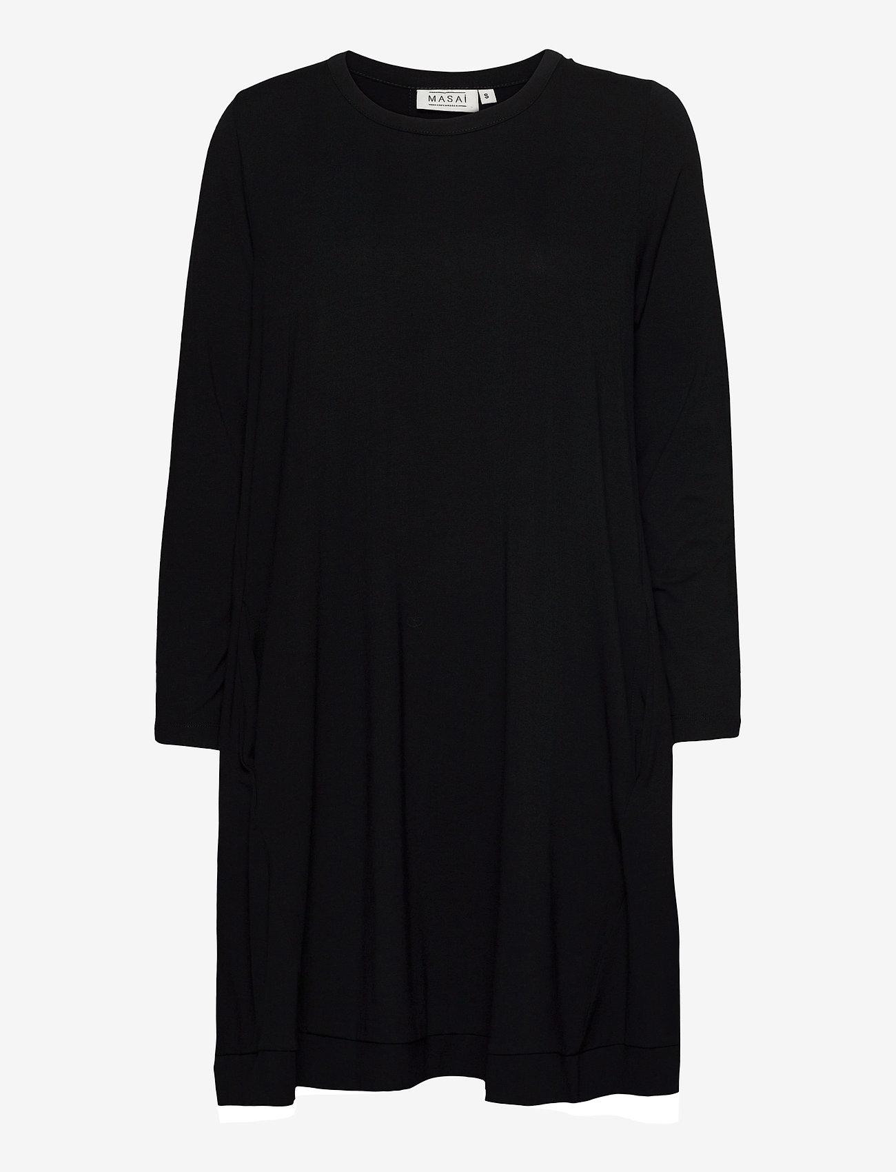Masai - Nopi - sukienki na codzień - black - 0