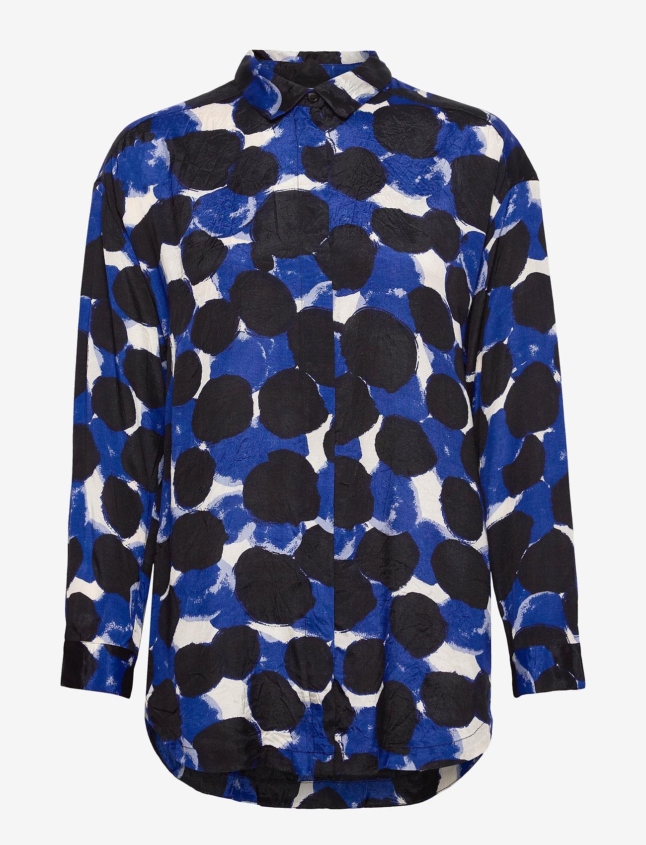 Masai - Inessa - bluzki z długimi rękawami - clematis blue - 1