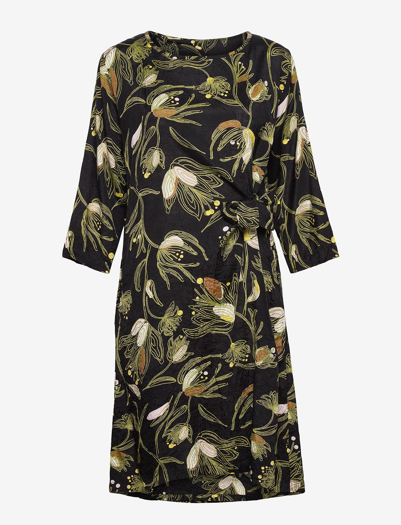 Masai - Nonie - sukienki na codzień - green sheen - 1