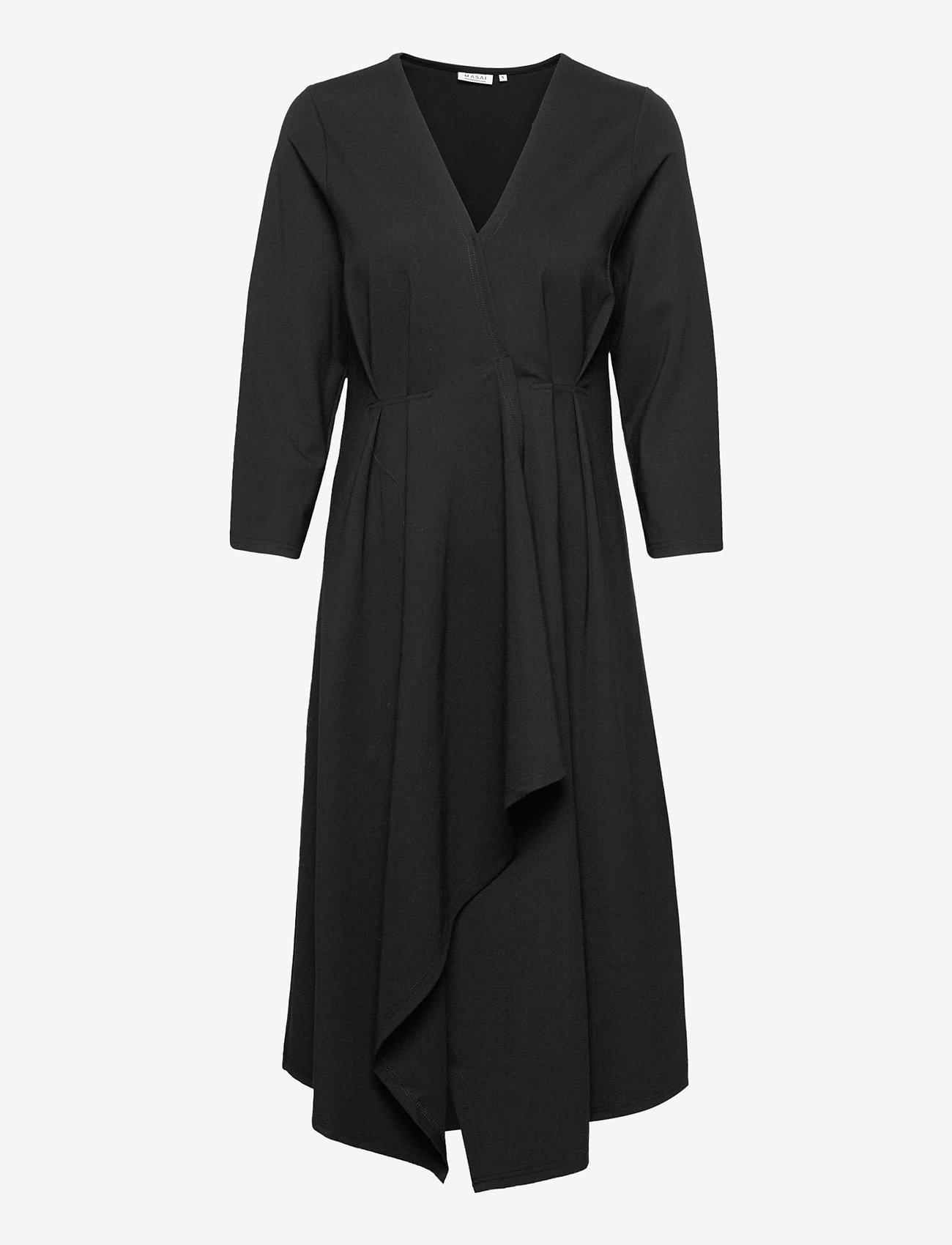 Masai - Nikassi - sukienki na codzień - black - 1