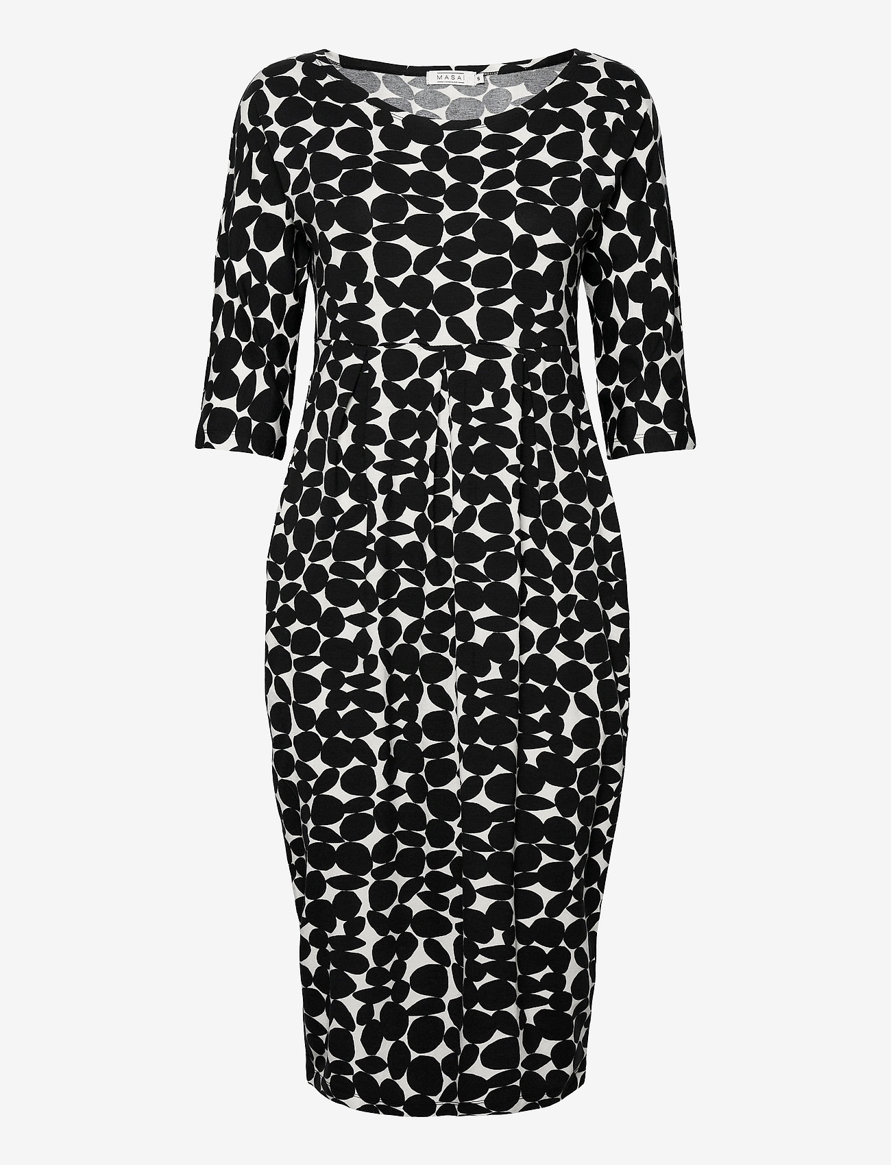 Masai - Nima - sukienki na codzień - black - 1