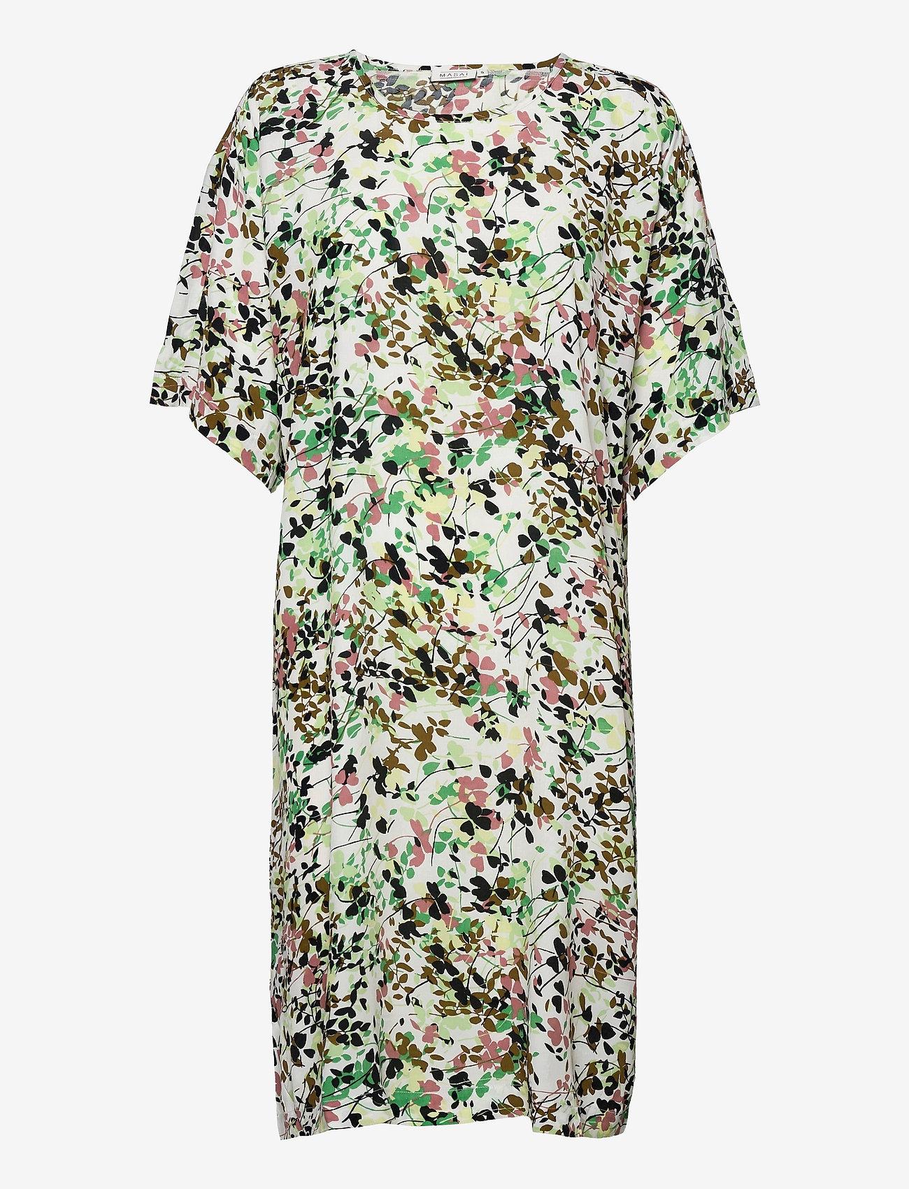 Masai - Nabi - sukienki letnie - bottle green - 1