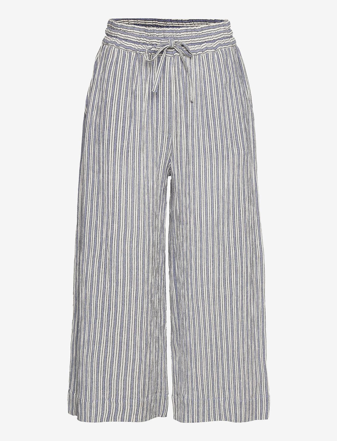 Masai - Panata - bukser med brede ben - marlin - 1
