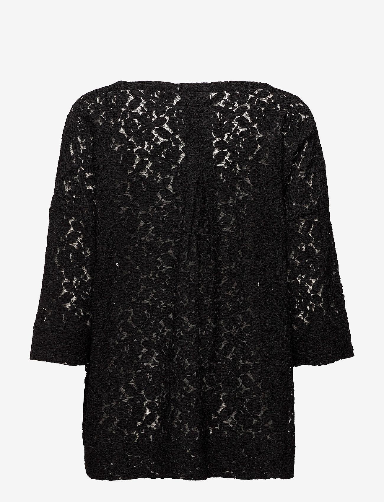 Masai Brandy top - Bluzki & Koszule BLACK - Kobiety Odzież.