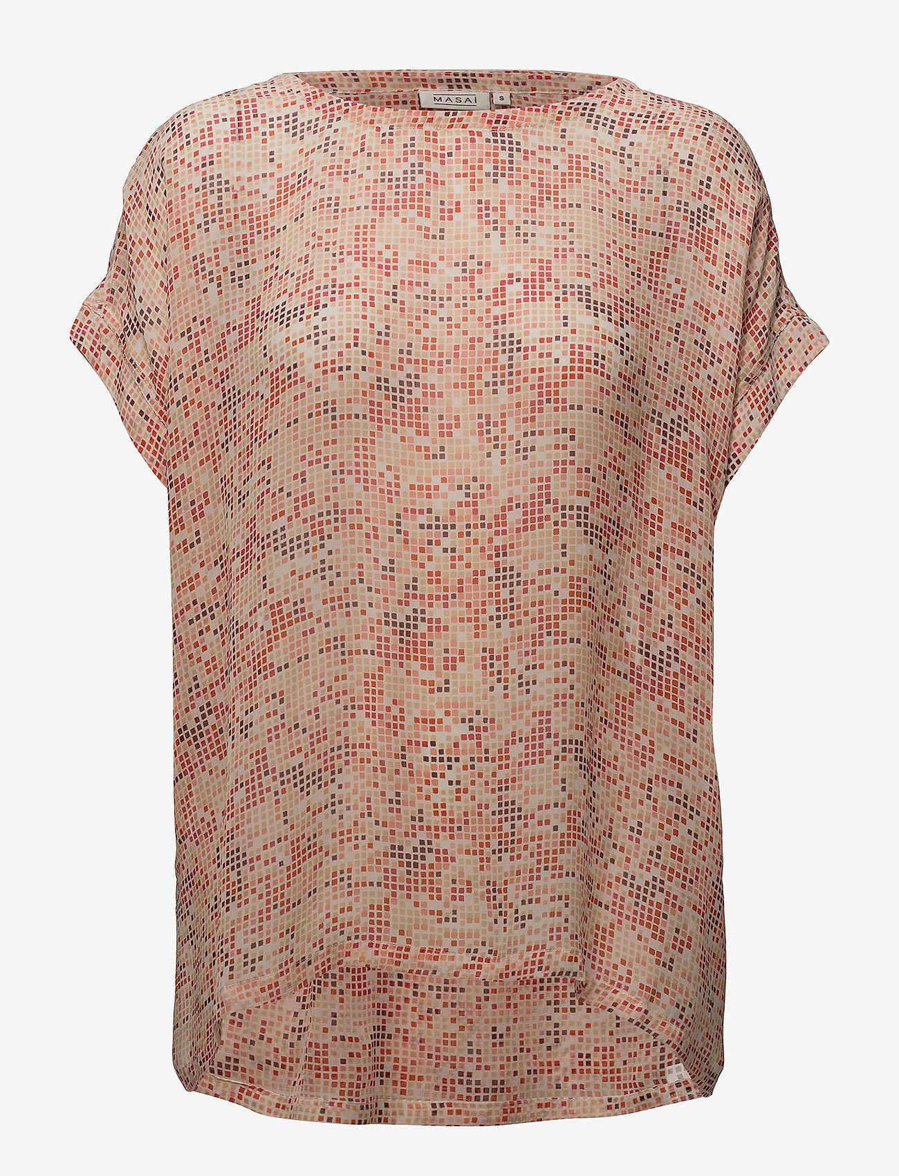 Masai - Elysa top - t-shirts - calypso org