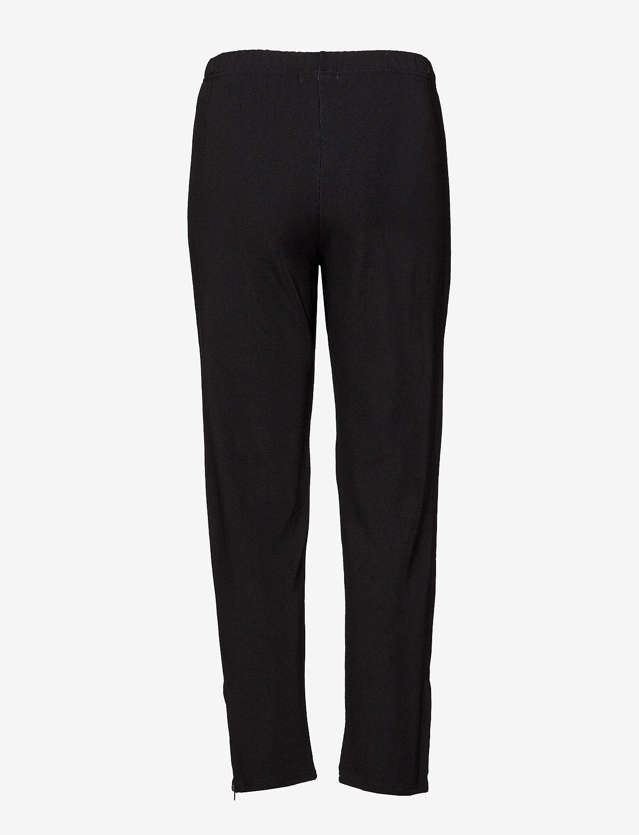 Masai - Polly - spodnie proste - black - 1