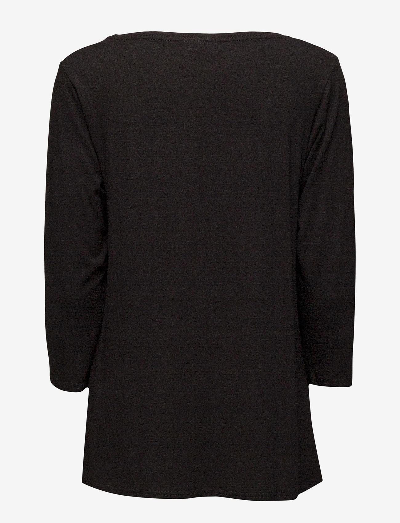 Masai - Cilla - topy z długimi rękawami - black - 1