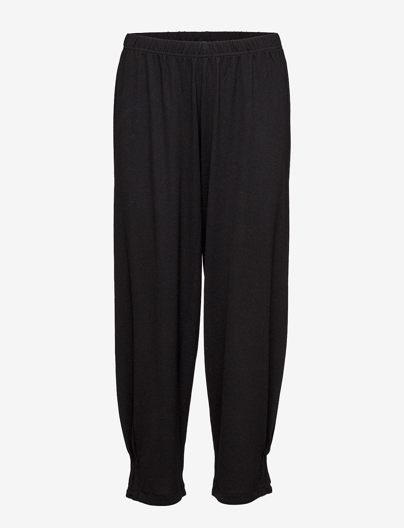 Masai - Patti - spodnie na co dzień - black - 0