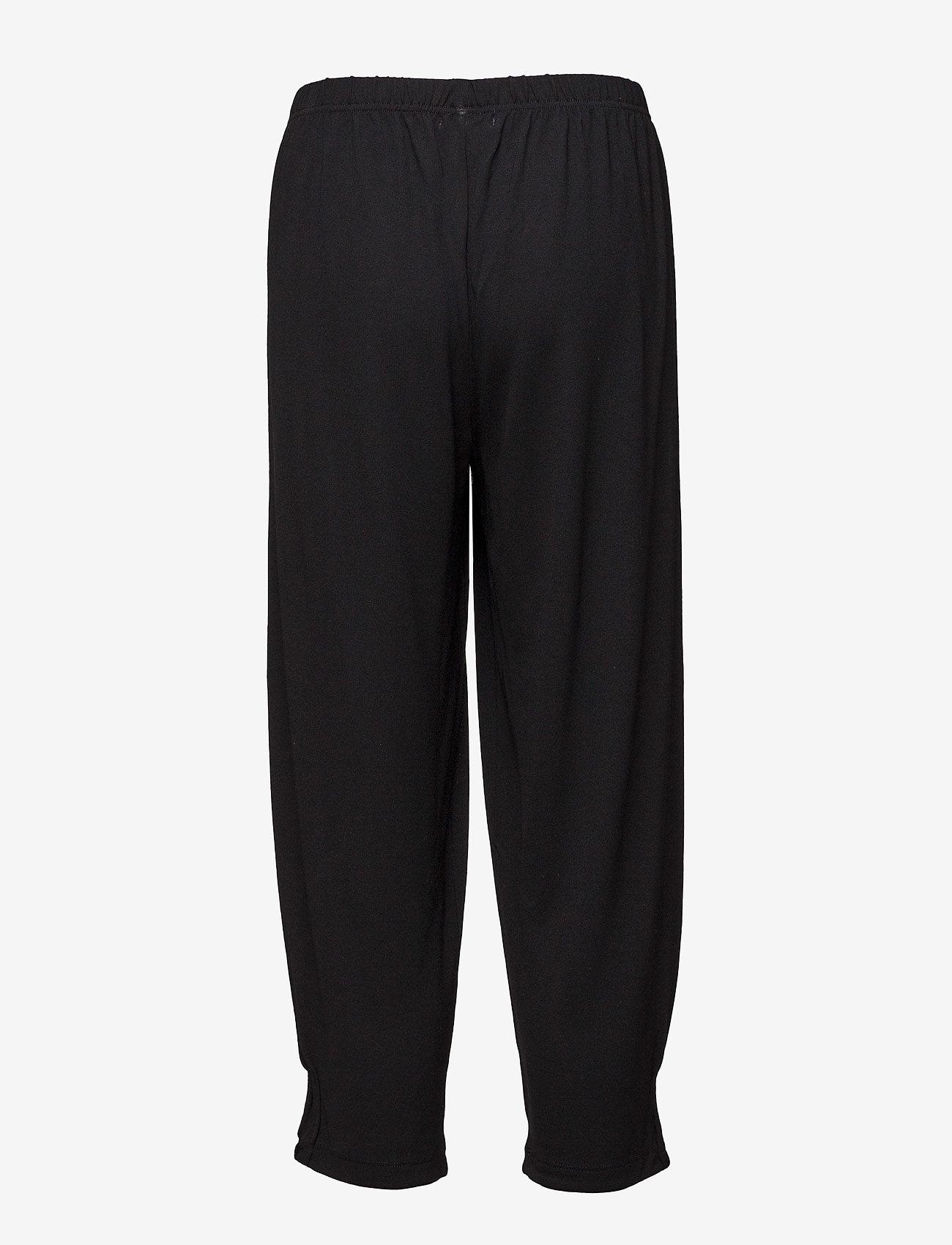 Masai - Patti - spodnie na co dzień - black - 1