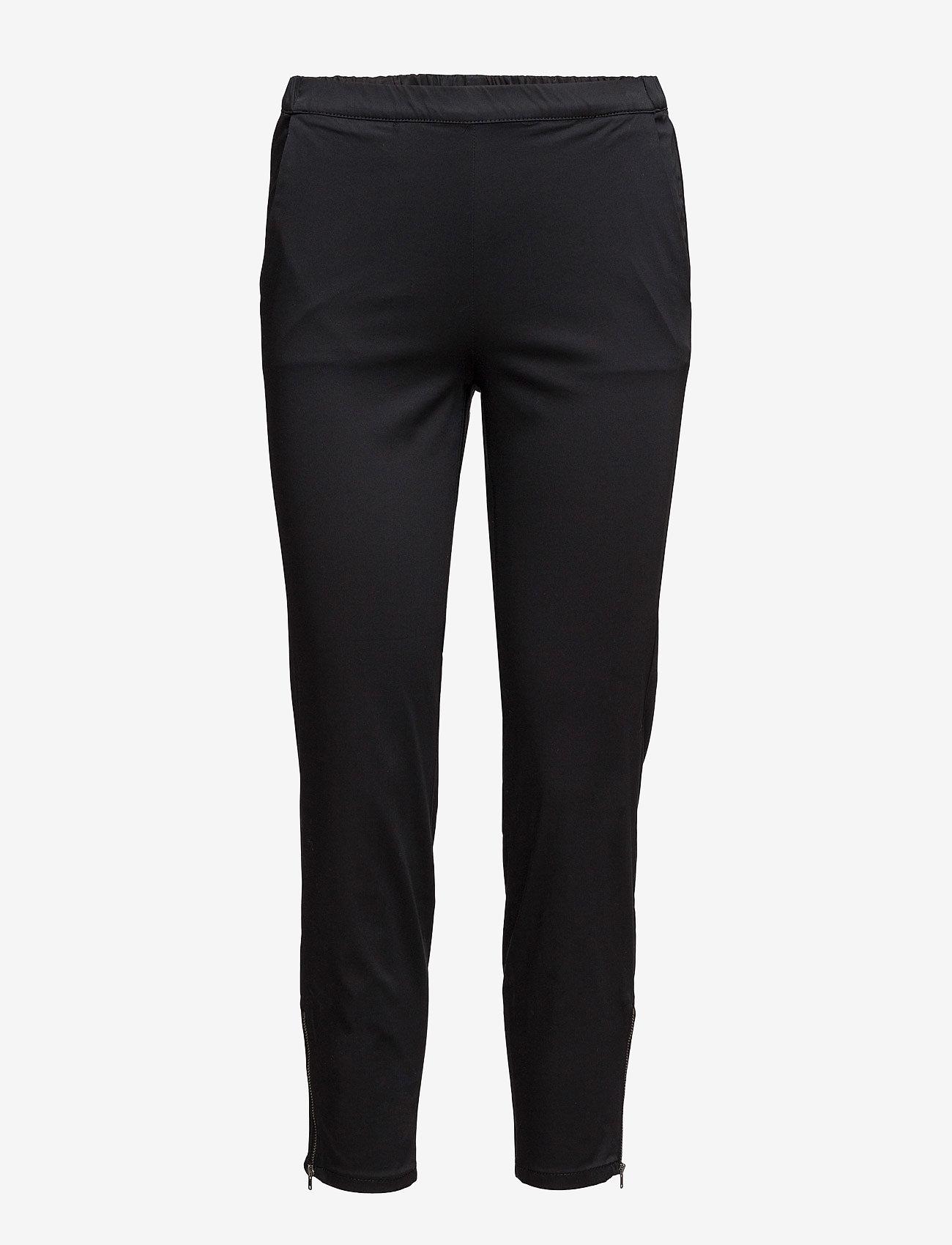 Masai - Padme - spodnie proste - black - 0