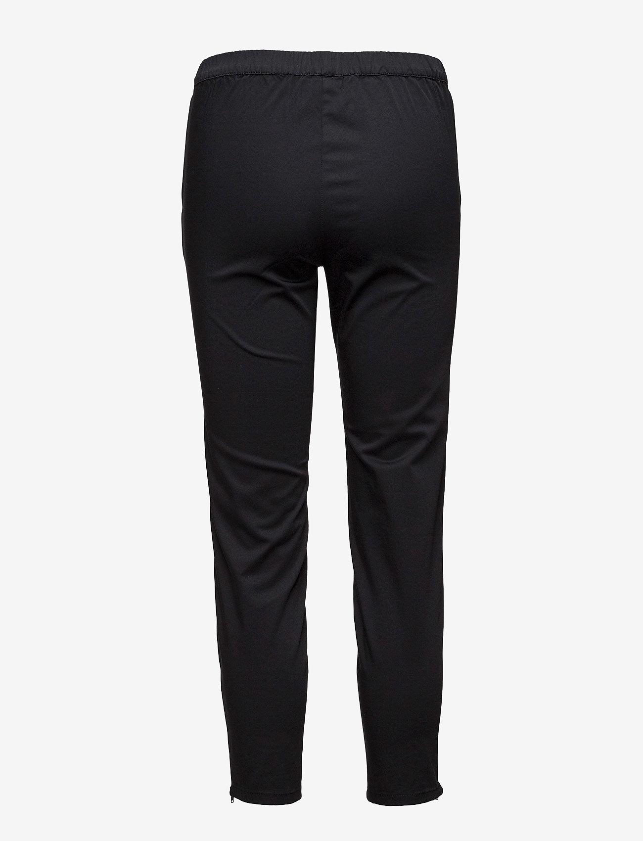 Masai - Padme - spodnie proste - black - 1
