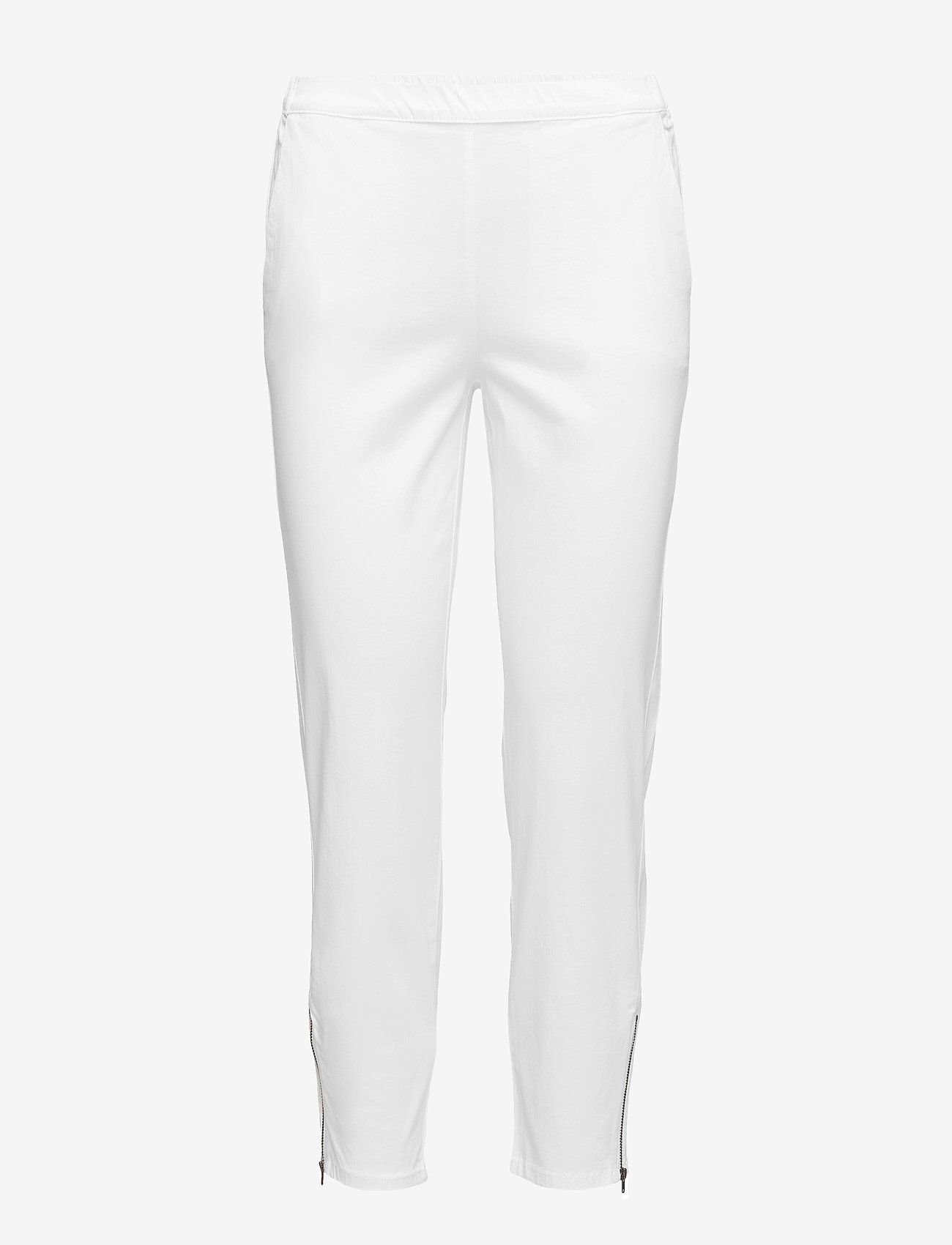 Masai - Padme - spodnie proste - cream - 0