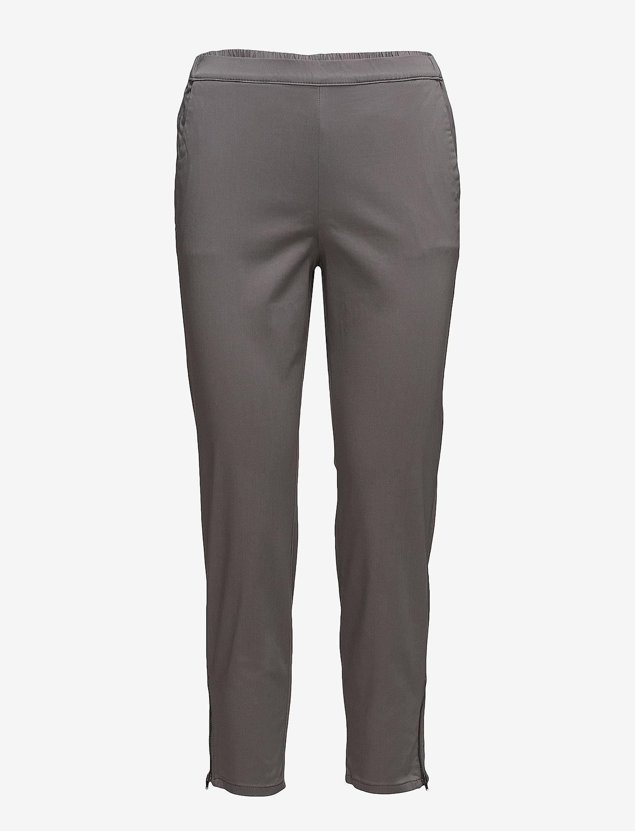 Masai - Padme - spodnie proste - zink - 0