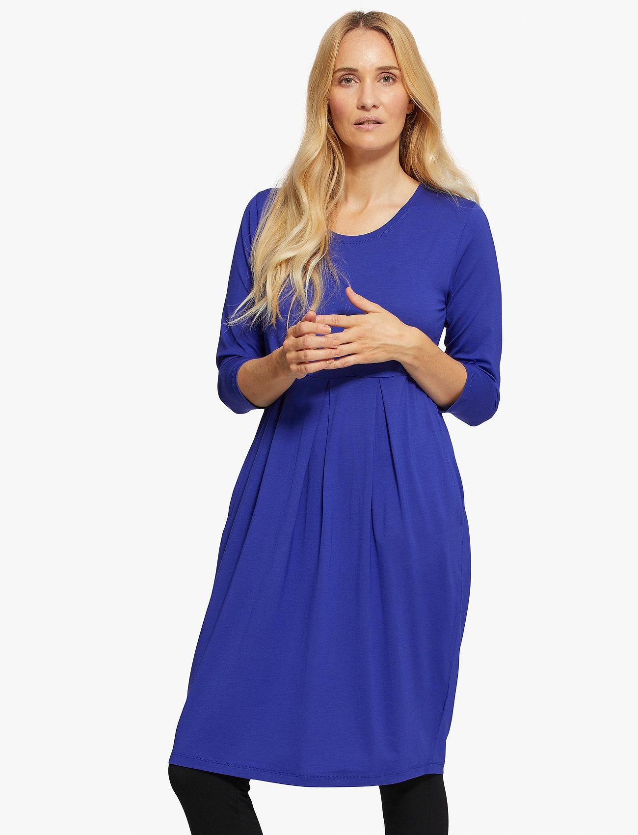 Masai - Noma - sukienki na codzień - clematis blue - 0