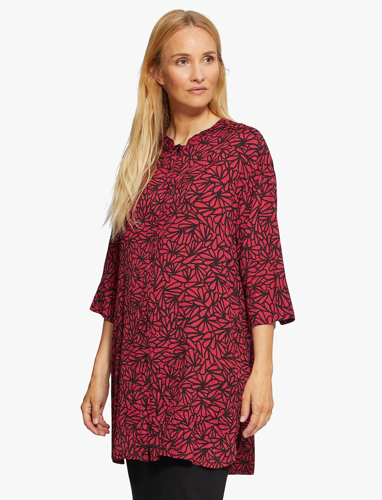 Masai - Bet - bluzki z długimi rękawami - scarlet sage - 0