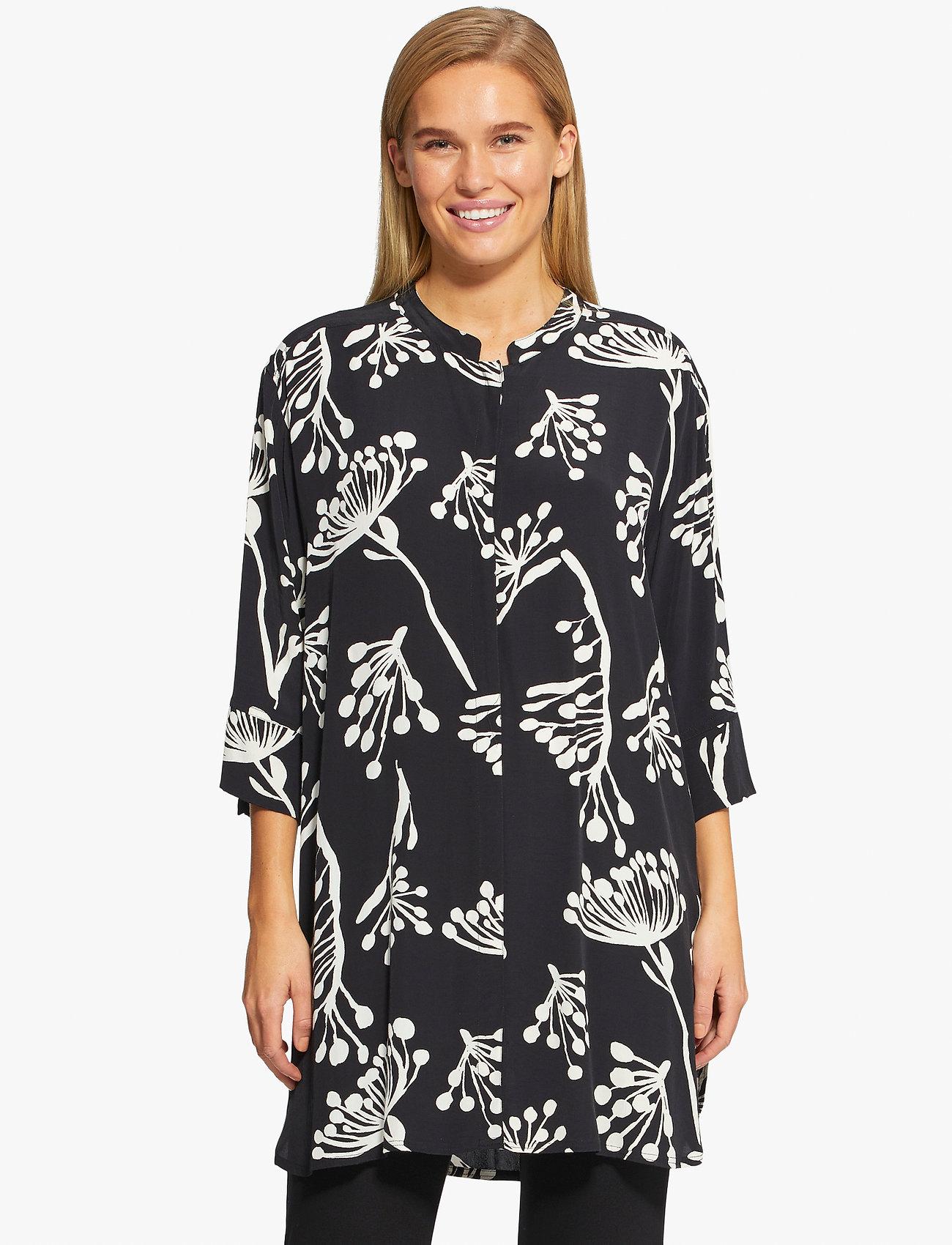 Masai - Geam - bluzki z długimi rękawami - black - 0