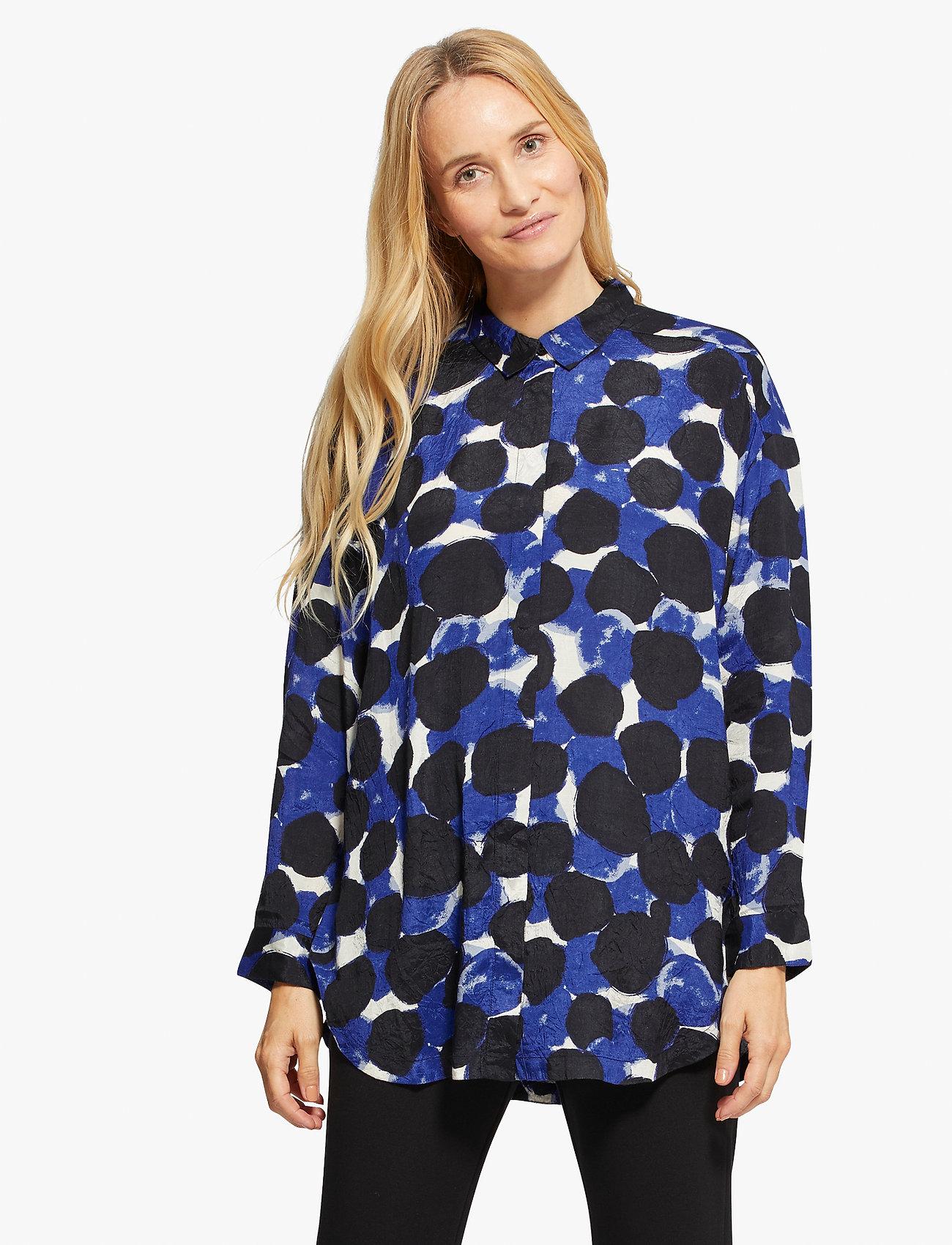 Masai - Inessa - bluzki z długimi rękawami - clematis blue - 0