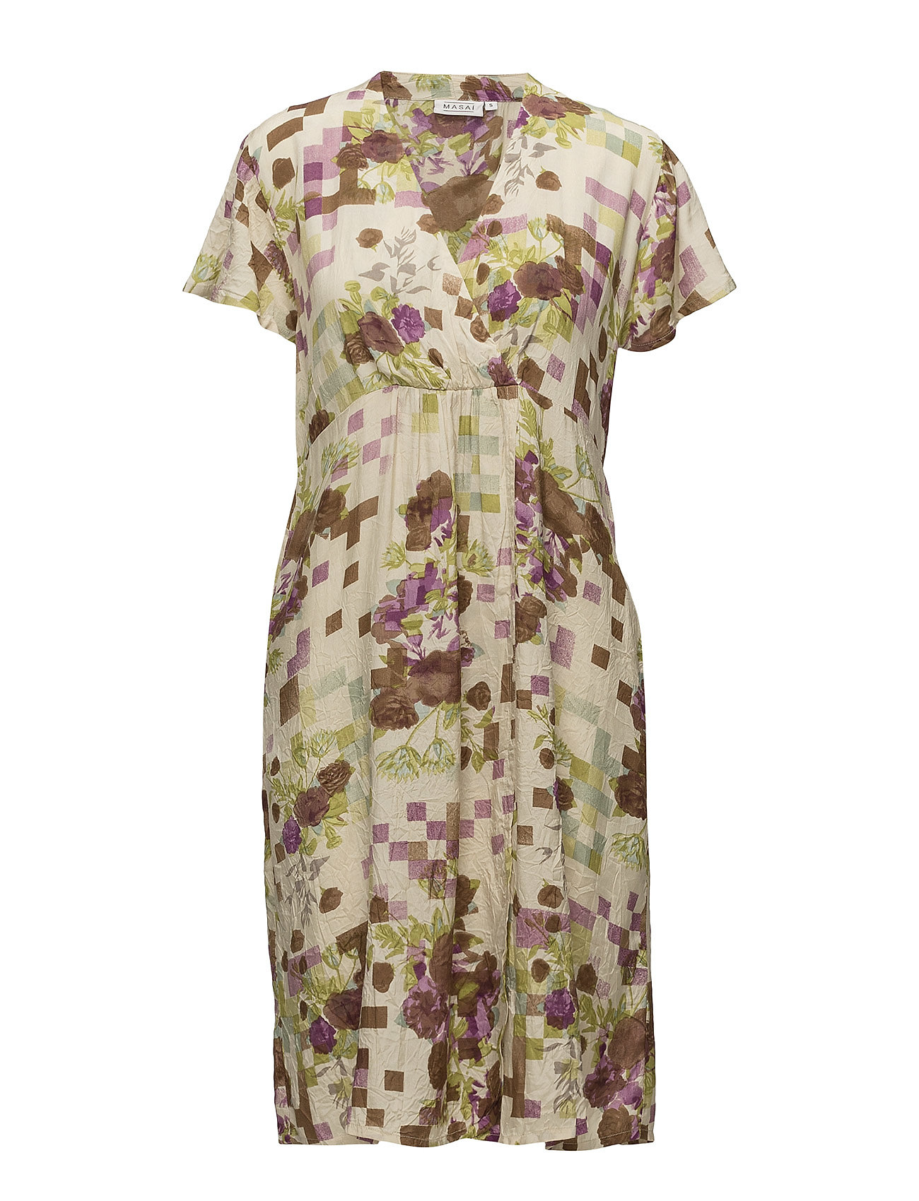 Masai Nabila dress - LILAC ORG