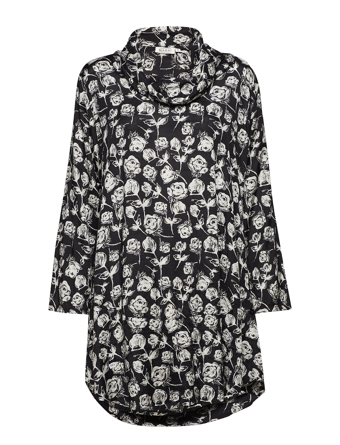 Masai Gracila tunic - BLACK ORG
