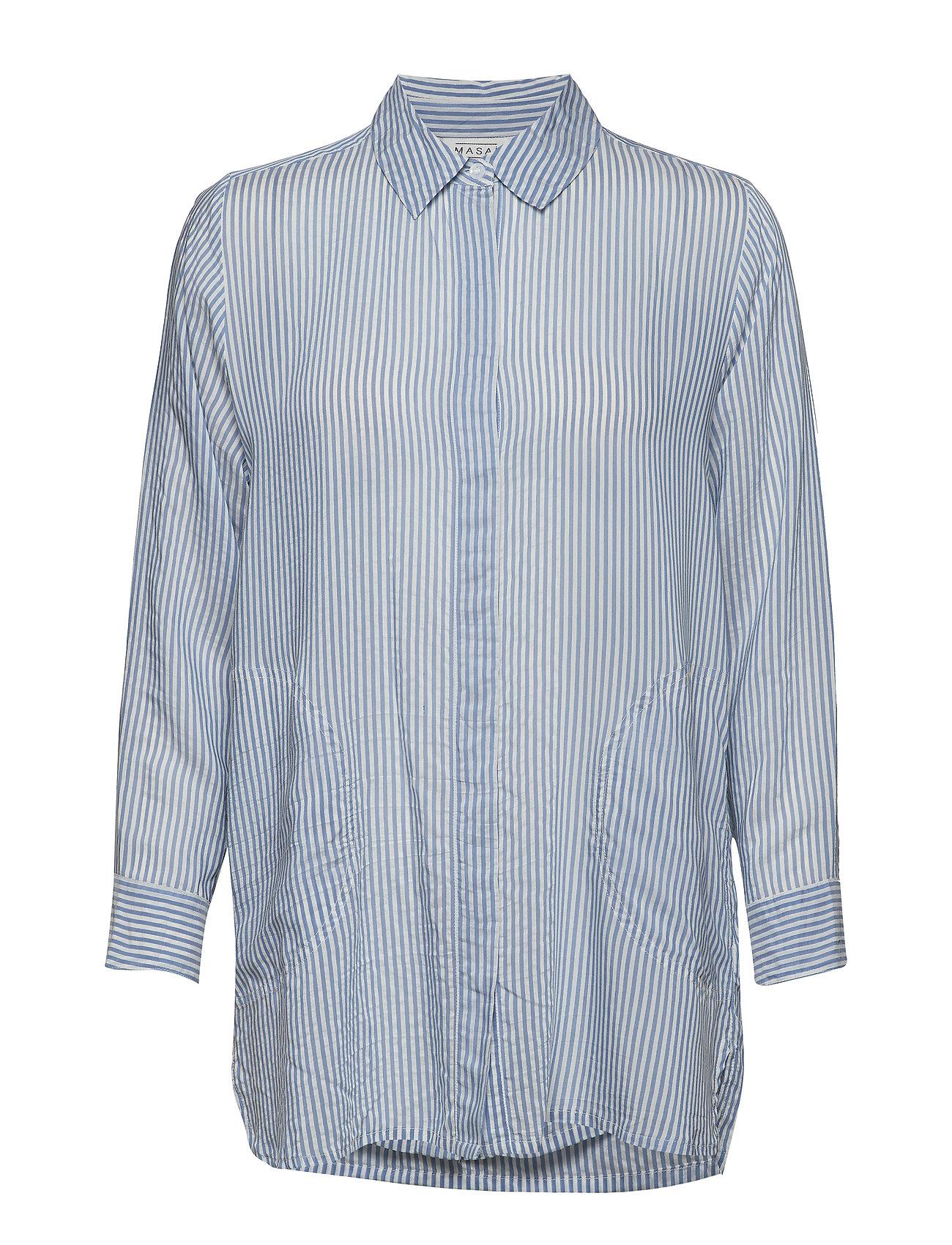Masai Ibene blouse - PORCELA ORG