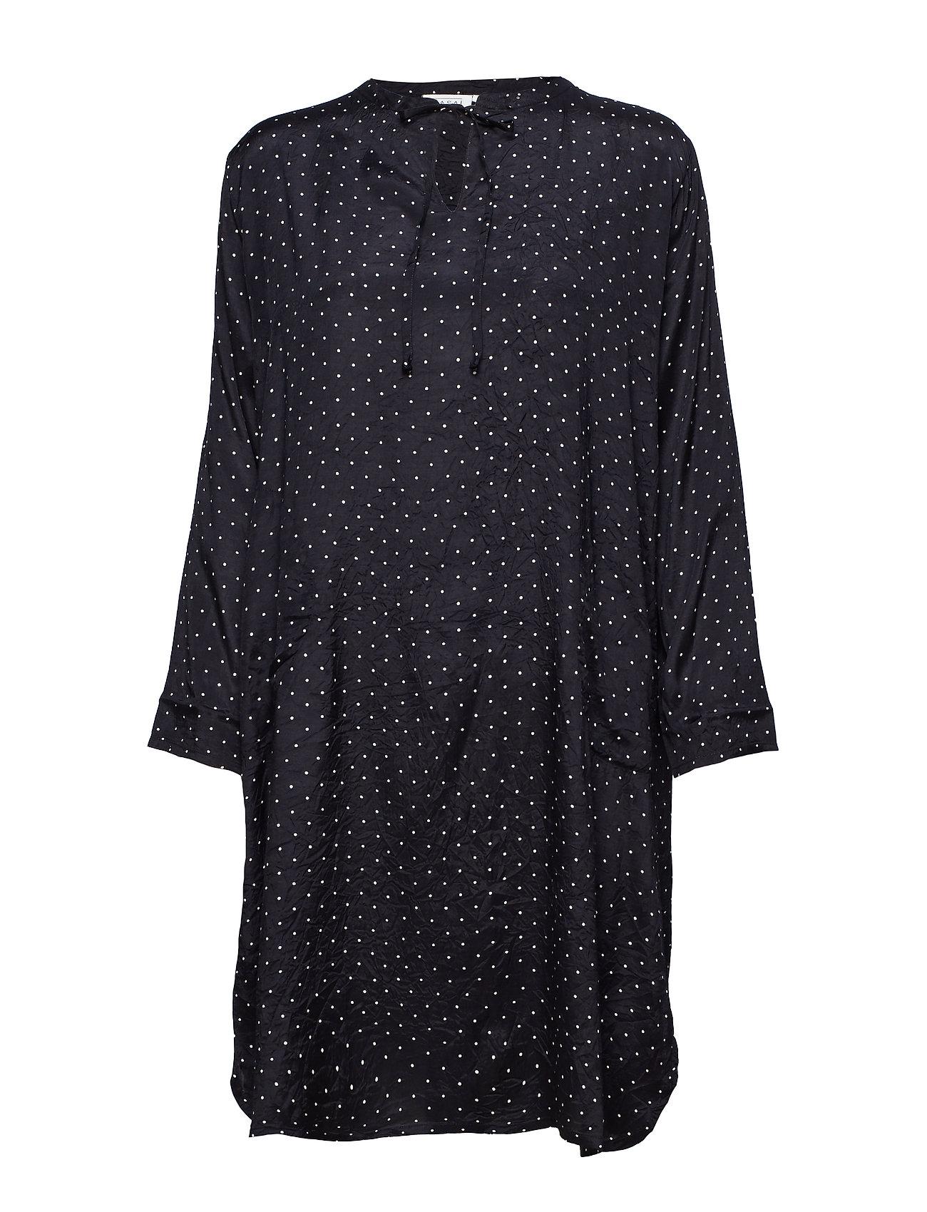Masai Nanette dress - BLACK ORG