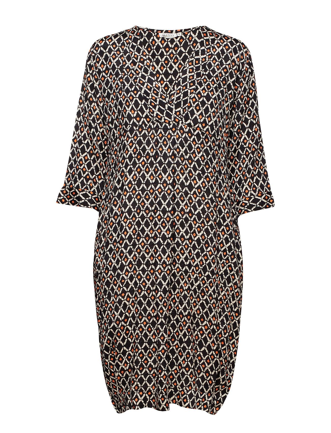 Masai Nakato dress - ORANGE ORG