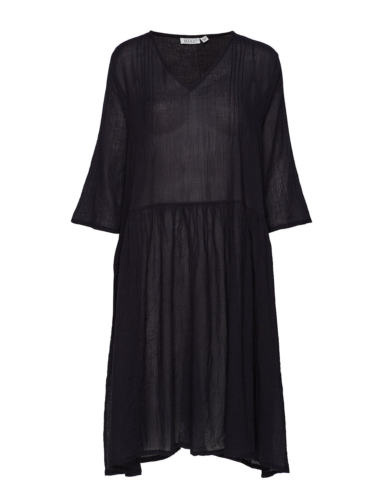 Masai Neoma dress - BLACK