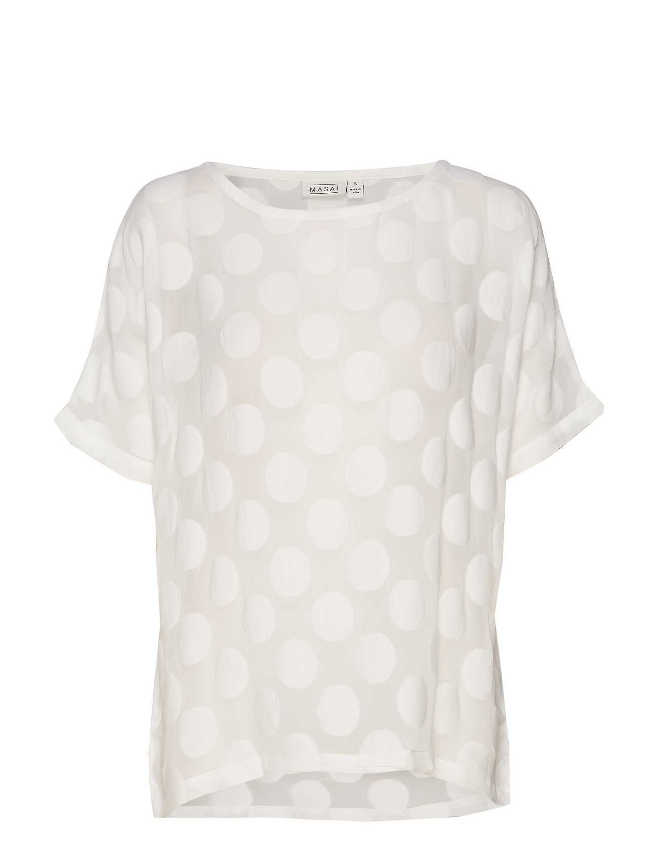 Masai Dasha top - CREAM