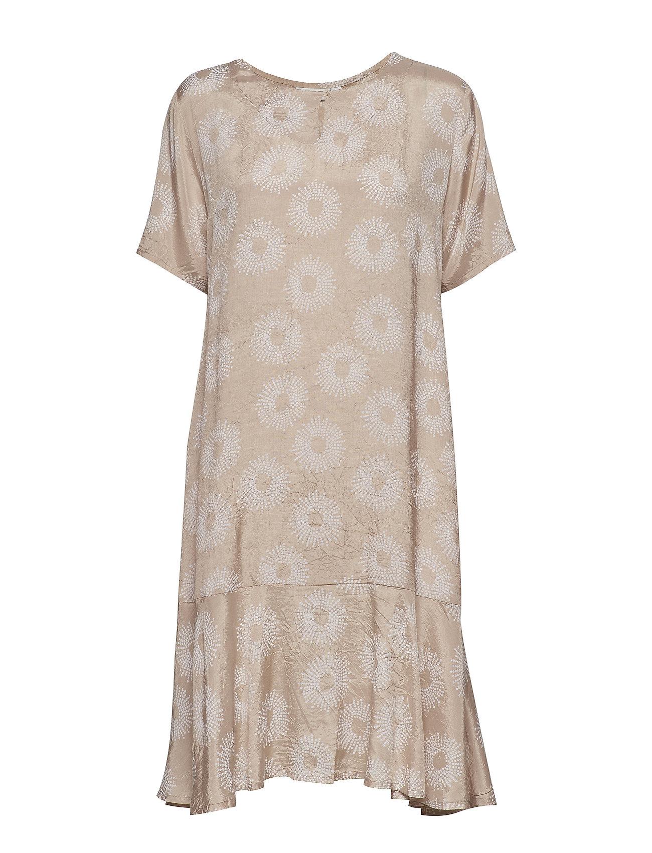 Masai Nebit dress - SAND ORG