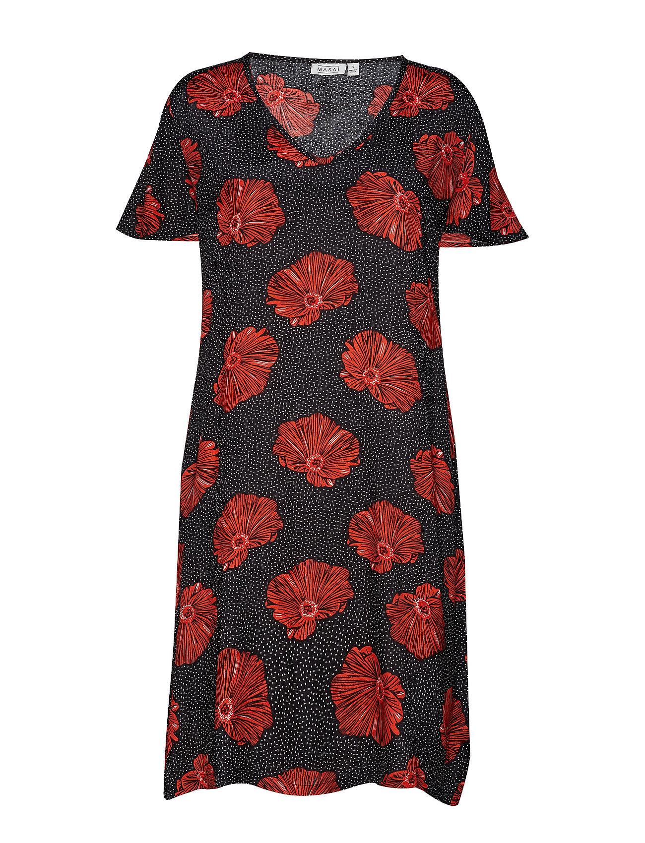 Masai Nema dress - PUMPKIN ORG