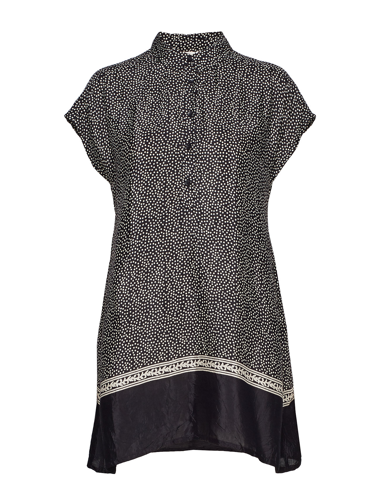 Masai Hatty tunic - BLACK ORG