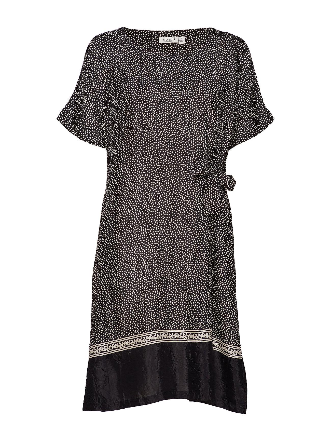 Masai Nata dress lenght 98 - BLACK ORG