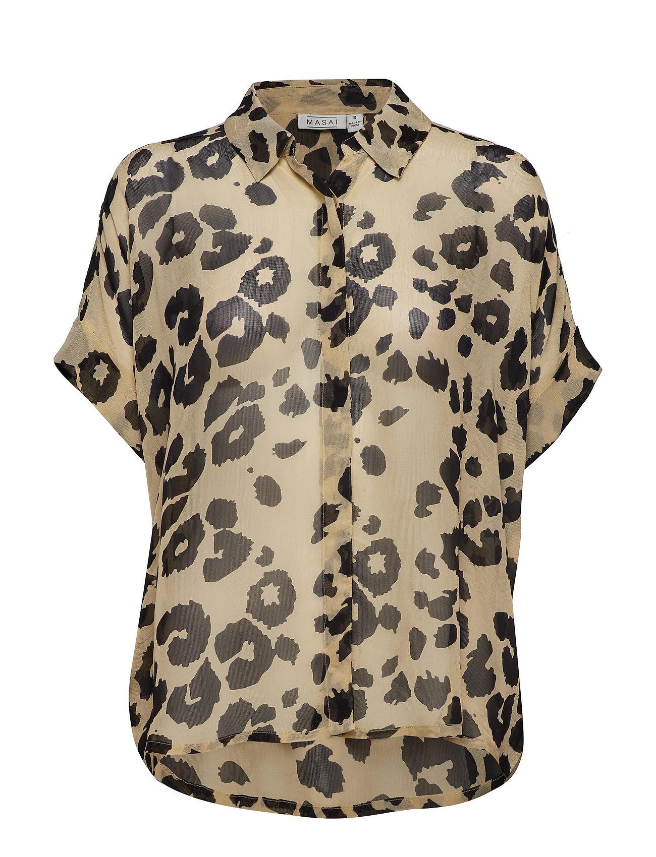 Masai Ieva blouse - BAST ORG