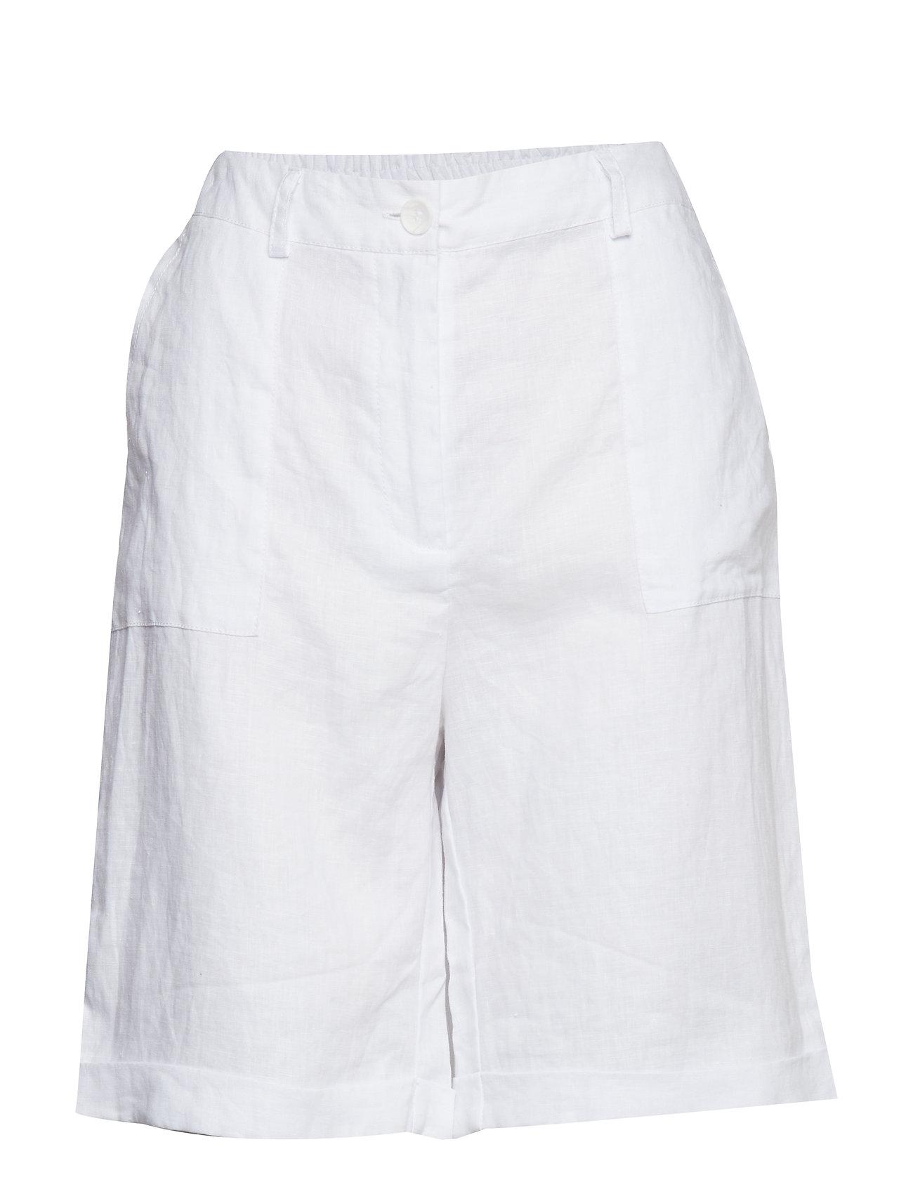 Masai Patla shorts - WHITE