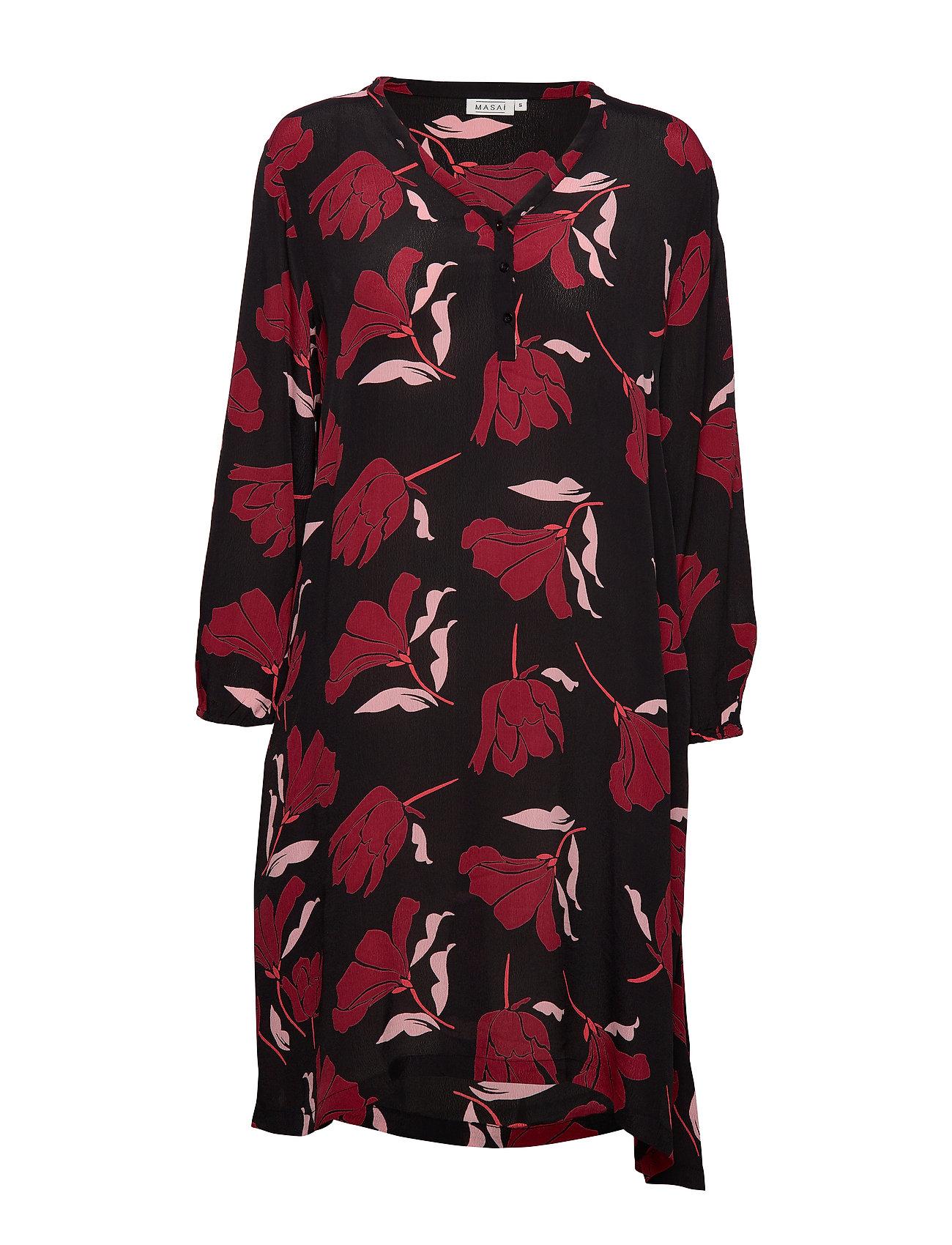 Masai Notila dress - TAWNY ORG