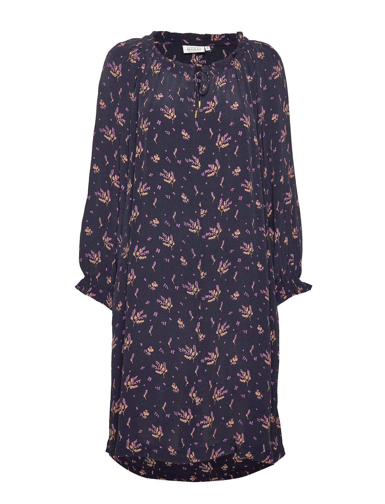 Masai Noga dress - VIOLET ORG