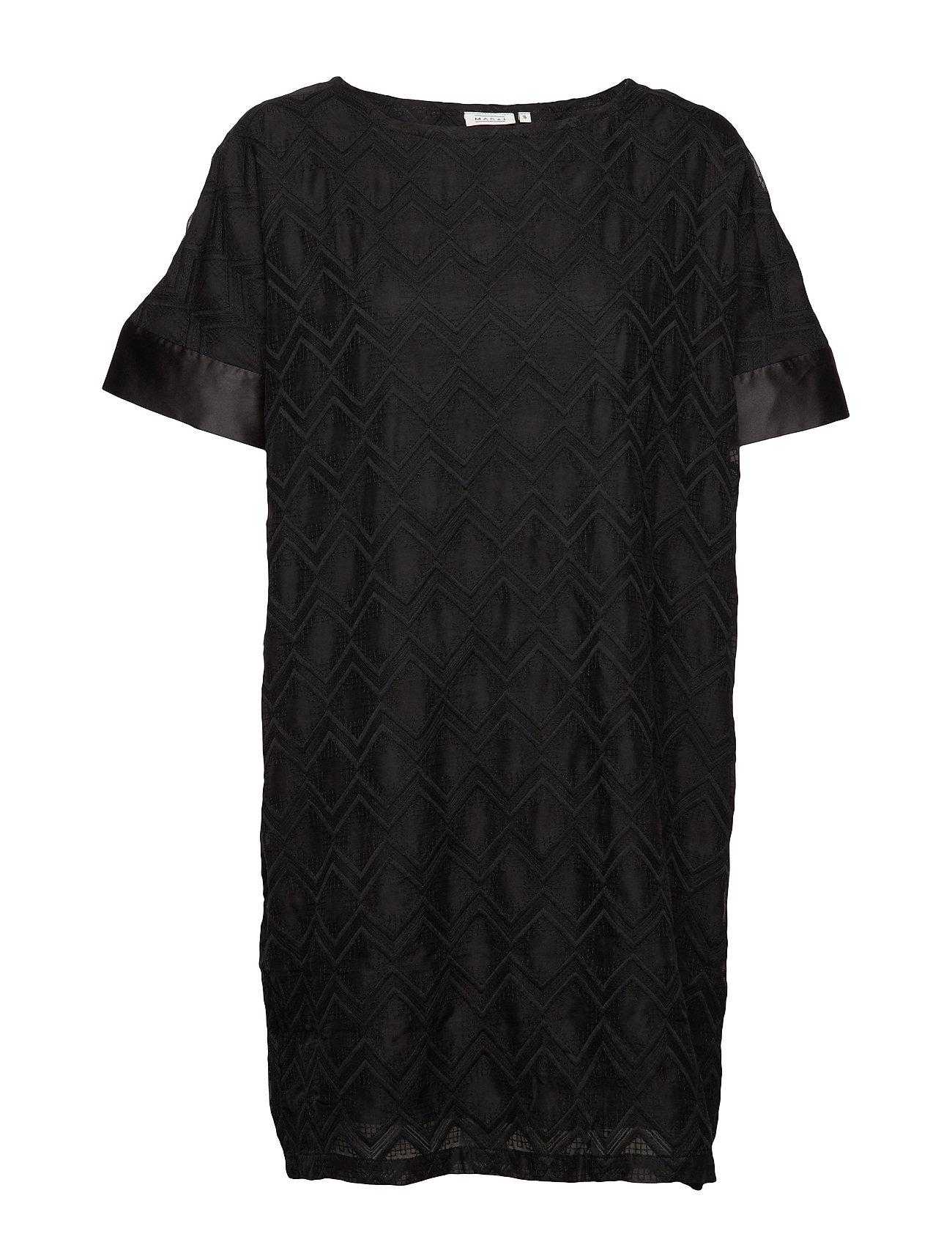 Masai Glotus tunic - BLACK