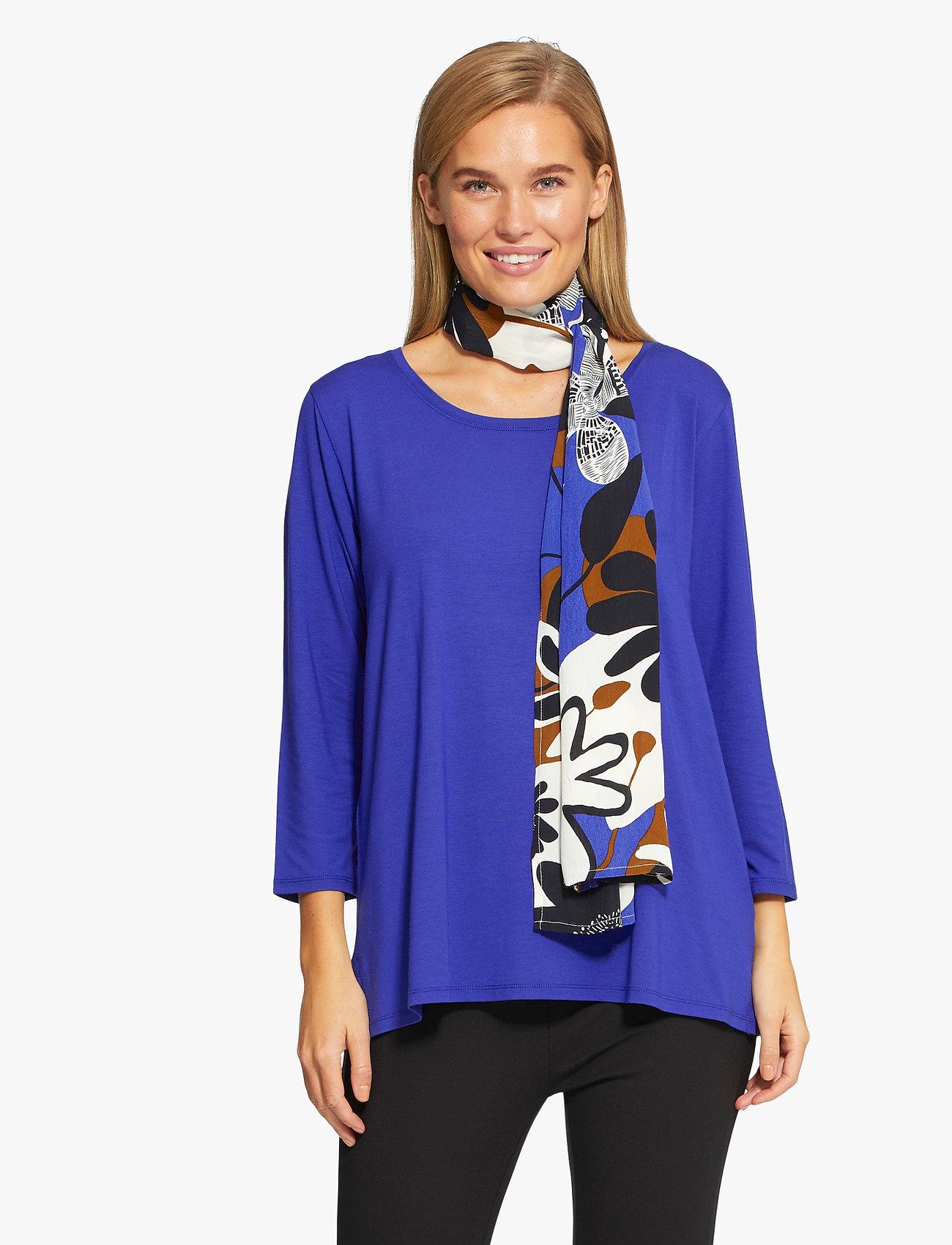 Masai - Cilla - topy z długimi rękawami - clematis blue - 0