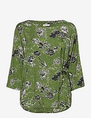 Masai - Britt - bluzki z długimi rękawami - garden green - 0