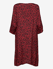 Masai - Nonie - sukienki na codzień - scarlet sage - 2