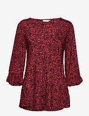 Masai - Bet - bluzki z długimi rękawami - scarlet sage - 1