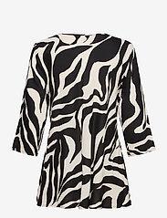 Masai - Kata - bluzki z długimi rękawami - black - 2