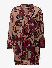 Masai - Ineo blouse - blouses à manches longues - dusty rose org - 0