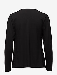 Masai - Itally - swetry rozpinane - black - 1