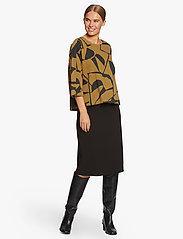 Masai - Sarita - spódnice do kolan i midi - black - 3