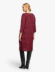 Masai - Nonie - sukienki na codzień - scarlet sage - 4